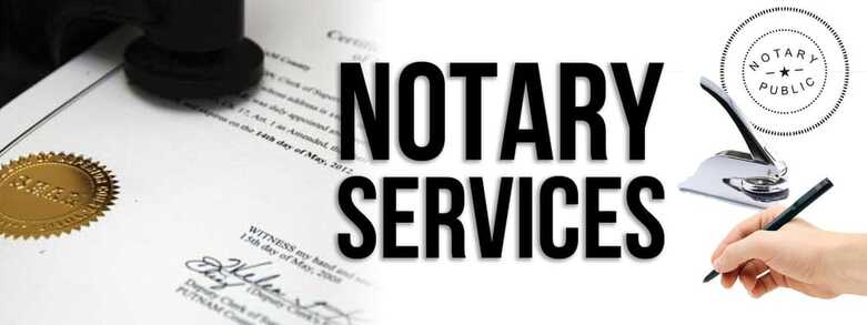 Notary Public Service in MA